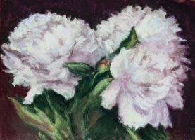 PEONIES by Wulff-Arts