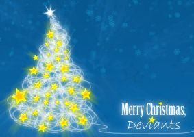 Merry Christmas, Deviants by tei187