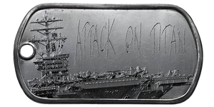 BF4 ''Attack on Titan'' Dog-Tag Prototype v1.161 by CrazyDave55811