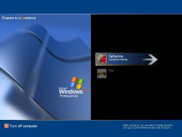WinXP Pro by thecat2000