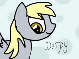 Derpy Hooves by General-Emerald