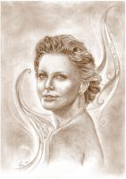 Charlize Theron 2 by lihualicious