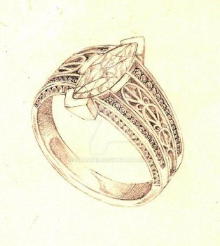 Another new ring design by SirDavis
