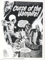 Curse of the Vampire Page by NealAdams