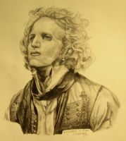 Enjolras by Rabekrieger