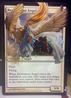 Extended Restoration Angel by diemwing