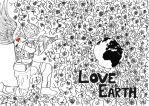 Love Earth by LabsOfAwesome