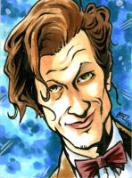 11th Doctor by bphudson