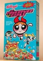 powerpuff girl cereal by AbandonAll-Hope