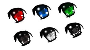 . : A Study of Eyes : . by 2000yearsago