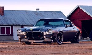 Camaro SS 1970 by TheHaso