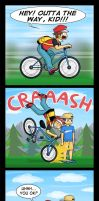 PKMN Bike Physics by Gabasonian