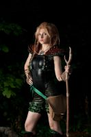Tenel Ka Djo costume 2 by RebelAllianceBarbie