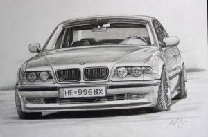 BMW 740i by Mipo-Design