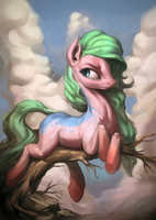 Earthpony's Remise by AssasinMonkey