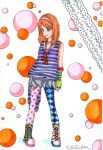 Girl in Bubble World by Evelin-k