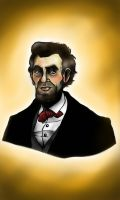 Abe Lincoln by Anniesworld