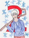 Christmas  Countdown: Jack Frost by kakashisgirlfighter