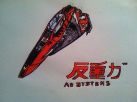 wipeout 2048 AG systems by kevisbrill