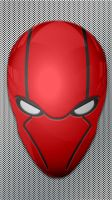 Red Hood Mask Wallpaper test 1 by KalEl7