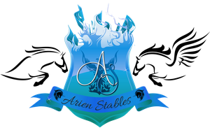 Arien Stables Logo by BlueFire-Phoenix