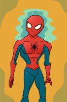 Spiderman by Xgirl1251