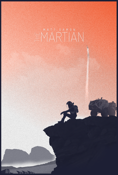 The Martian by shrimpy99
