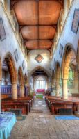 St Michael and All Angels Interior 01 by s-kmp