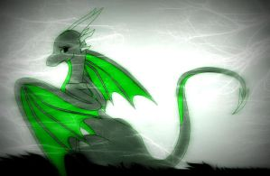 ~Fear The Green Dragon~ by Catgirl102