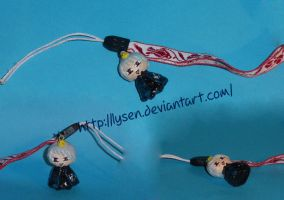 Prussia cellphone charm by lysen