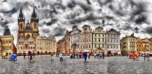 Old Town Panorama by spr33