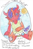 My Dragon Dolly by Dryftwood