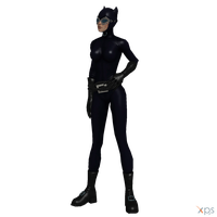 Catwoman - My Version by Postmortacum