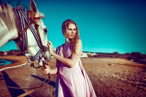 White Horse 02 by sinademiral