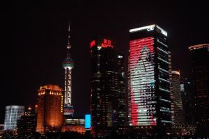 Shanghai nights - 2 by wildplaces