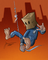 The Amazing Bagman by melies