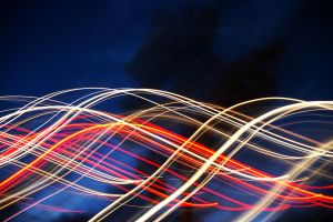 Drawing with Light by Atle