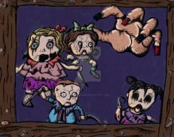 Alice Madness- Dolls 2 by vincent-is-mine