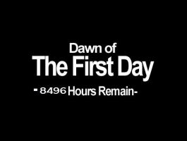 Dawn of the first day 2012 edition by PatrickRGT92