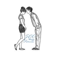 500 days of Summer by samiazaheen