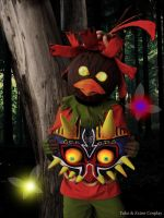 Skull Kid - TLOZ: Majora's Mask (II) by ExionYukoCosplay