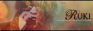 Ruki - the GazettE by KurohanaAkane
