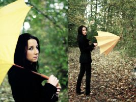 My umbrella.. by 6Artificial6