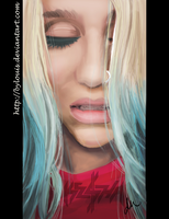 Kesha by ByLouis