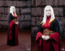 Princess Nuala Costume at DragonCon 2014 by KMCgeijyutsuka