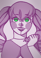 FNAF Sister Location: Baby by Princess-or-shadow