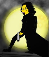 Underworld Simpsons Style by Trigar