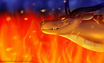 [G] Flames of War by FoxdevilswildUnic