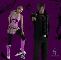 RE6 by dnxpunk