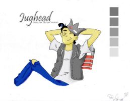 Jughead Jones - Colored by For-Always